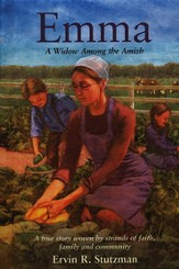 Emma: A Widow Among The Amish, Hardcover