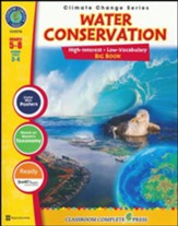 Water Conservation Big Book Grades 5-8