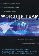 Worship Team Handbook  - Slightly Imperfect