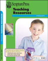 Scripture Press Primary Grades 1 & 2, Teaching Resources, Spring 2014