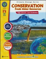 Conservation: Fresh Water Resources Grades 5-8