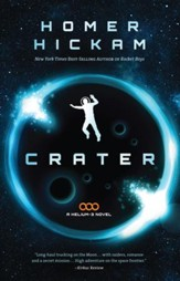 Crater - eBook