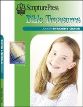 Scripture Press Junior Grades 5 & 6, Bible Treasures Student Book, Spring 2014