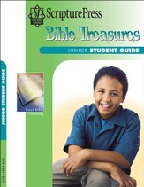 Scripture Press Junior Grades 5 & 6, Bible Treasures Student Book, Spring 2015