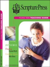 Scripture Press Young Teen Teaching Guide, Spring 2014