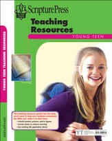 Scripture Press Young Teen Teaching Resources, Spring 2015