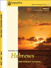 Scripture Press Adult Bible Knowledge Series Teaching Guide, Spring 2015