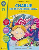 Charlie & The Chocolate Factory (Roald Dahl) Literature Kit