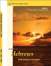 Scripture Press Adult Bible Knowledge Series Teachers Resource Packet, Spring 2015