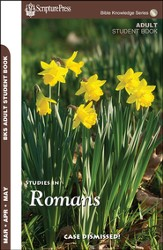 Scripture Press Adult Bible Knowledge Series Student Book, Spring 2014