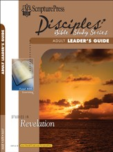 Scripture Press Adult Disciples Bible Study Series Leaders Guide, Spring 2015