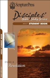 Scripture Press Adult Disciples Bible Study Series Student Book, Spring 2015