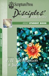 Scripture Press Adult Disciples Bible Study Series Student Book, Spring 2016