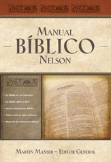 Manual Bíblico Nelson, eLibro  (The Nelson Bible Companion, eBook)