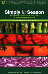 Simply in Season: Expanded Edition, Paperback