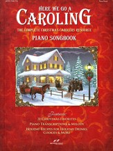 Here We Go A Caroling (Piano Songbook)