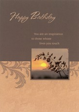 Good and Faithful Servant Birthday Cards, Box of 12