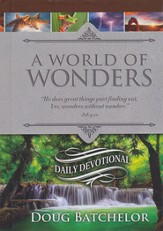 A World of Wonders Daily Devotional, Imitation Leather