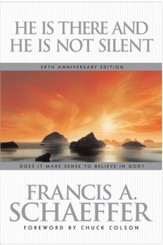 He Is There and He Is Not Silent - eBook