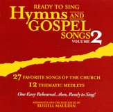 Ready to Sing Hymns & Gospel Songs, Volume 2 (Listening CD)