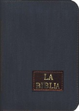 La Biblia Dios Habla Hoy, Denim con Cremallera  (Good News Denim Bible, with Zipper)