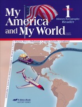 My America and My World--Grade 1 History/ Geography Reader