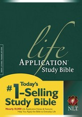 Life Application Study Bible NLT - eBook