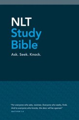 NLT Study Bible - eBook