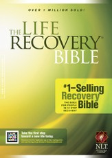 NLT Life Recovery Bible - eBook