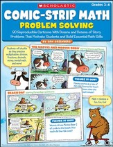 Comic-Strip Math: Problem Solving