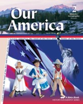 Our America: History/Geography--Grade 2
