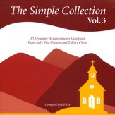 The Simple Collection, Volume 3 (Listening CD)