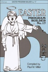 Easter Program Builder No. 17, Book