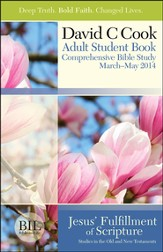 Bible-in-Life Adult Comprehensive Bible Study Student Book, Spring 2014