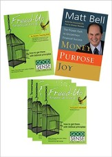 Freed-Up Financial Living Ministry Leader's Kit