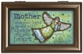 Mother Holds Your Hand Music Box