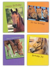 A Year of Grace Birthday Cards, Box of 12