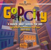 God of This City (Listening CD)