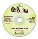 God of This City (Split Track Accompaniment CD)