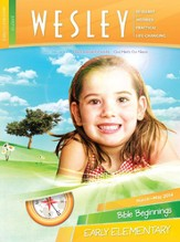 Wesley Early Elementary Bible Beginnings (Student Book), Spring 2014