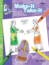 Wesley Early Elementary Make It/Take It (Craft Book), Spring 2016