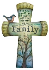 All the Families on the Earth, Blessed Angel Figurine