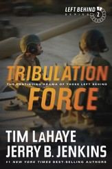 Tribulation Force, Left Behind Series #2 - eBook