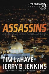 Assassins: Assignment: Jerusalem, Target: Antichrist - eBook