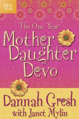 The One Year Mother-Daughter Devo - eBook