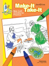 Bible-in-Life Preschool Make It Take It, Summer 2015