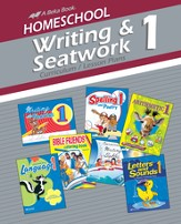 Homeschool Writing and Seatwork 1 Curriculum/Lesson Plans