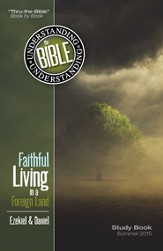 Bible-in-Life/Echoes Understanding the Bible Student Book, Summer 2015