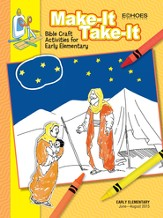 Echoes Early Elementary Make-It Take-It (Craft Book), Summer 2015