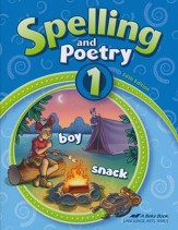 Spelling and Poetry 1 (New Edition)